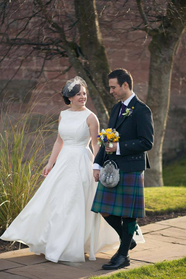 Bridal makeup scotland