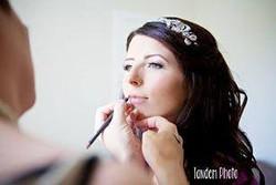 Mobile bridal makeup