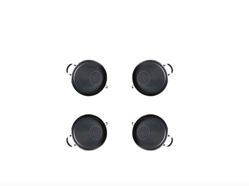 28cm Non-Stick Pan / 4 Set