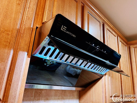 乐厨X系列油烟机全测评|居家拒绝隐形雾霾|健康生活每一天