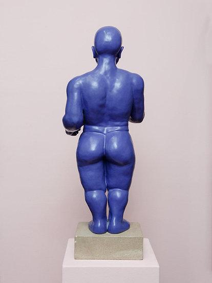 Blue Lady by R. Scott Long.