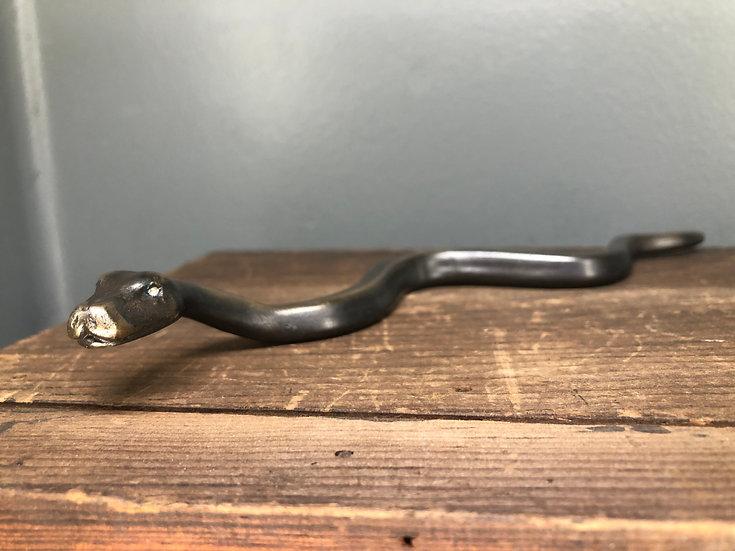 Bronze Cast Snakes by R Scott Long