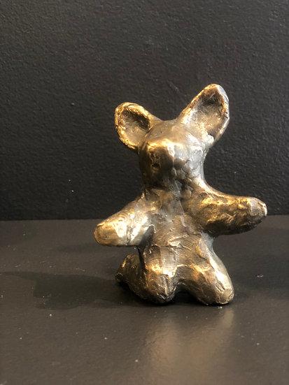 Bronze Bunny 1