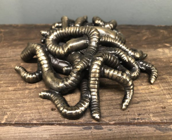 Worm Pile by R Scott Long
