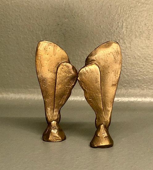 Bronze Cast Cicada Wing