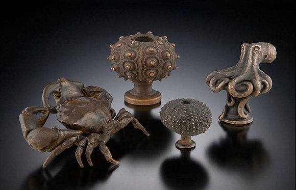 Bronze Cast Sculptures | Sea