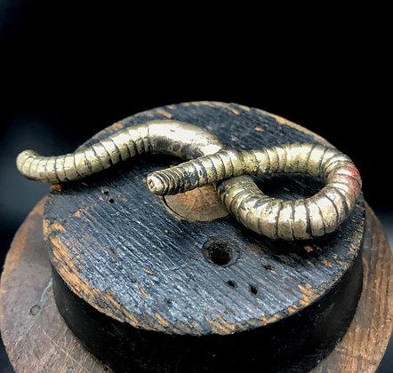 Bronze Worm #4 by Scott Long