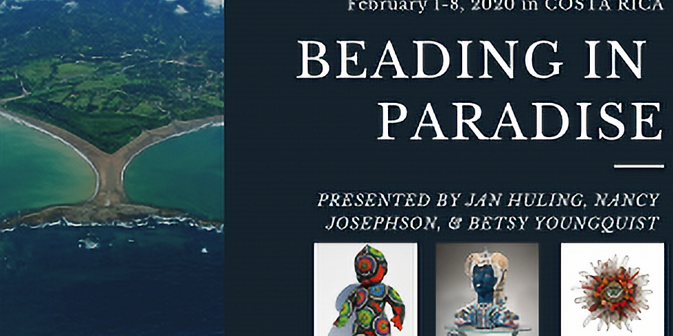 Beading in Paradise with Jan Huling, Nancy Josephson and Betsy Younquist