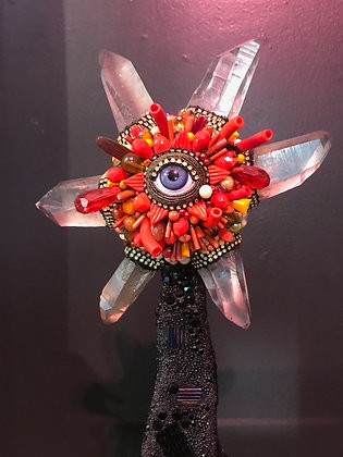 Crystal Eye Shine Tower