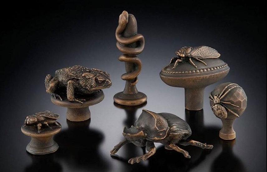 Bronze Cast Sculptures