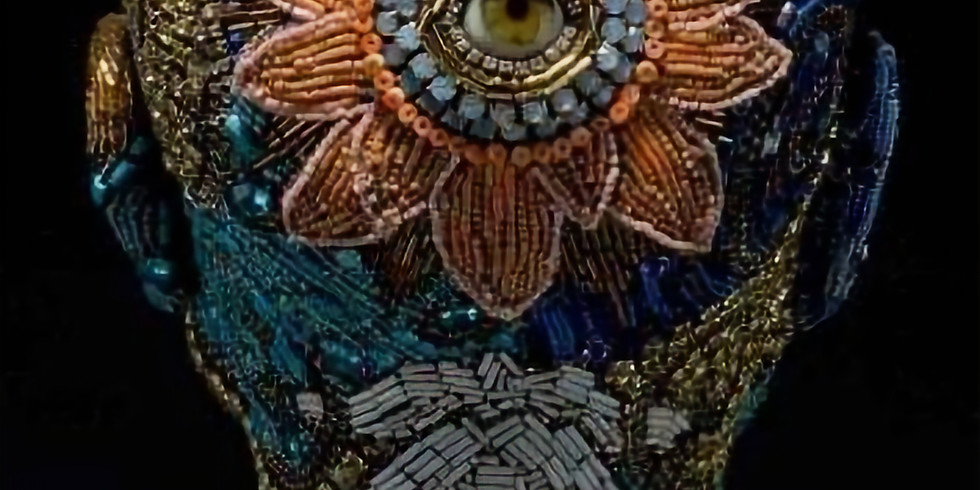 Beading in Providence-Hunting for Treasure