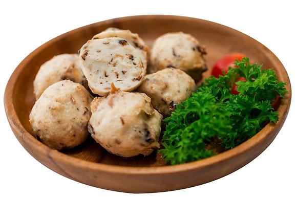 Cooked Shiitake Balls