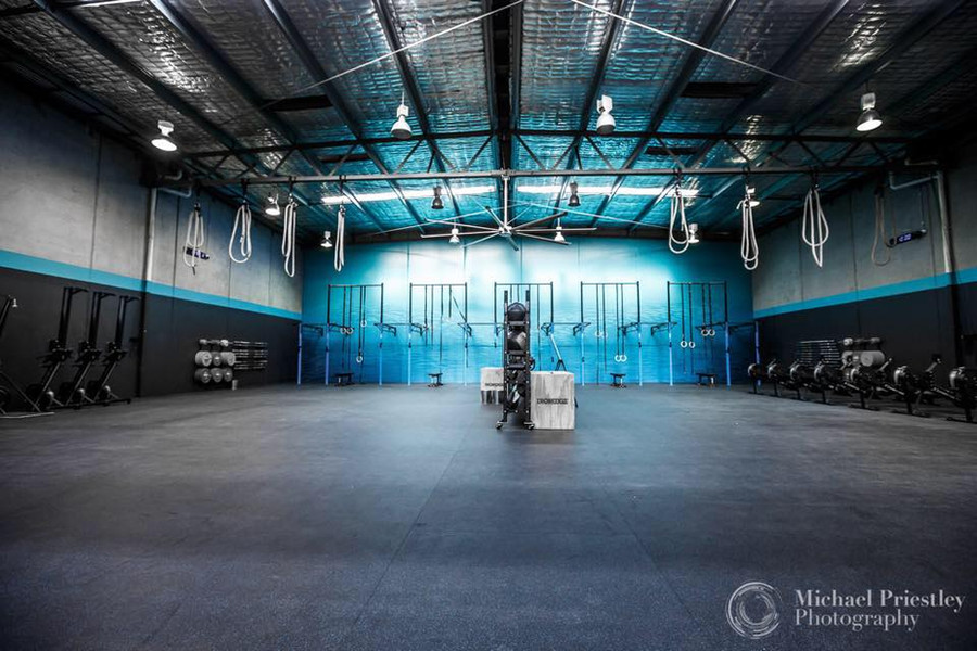 CrossFit South Wharf