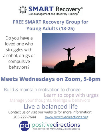 Smart Recovery Young Adults