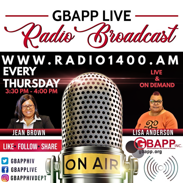 GBAPP Radio Broadcast