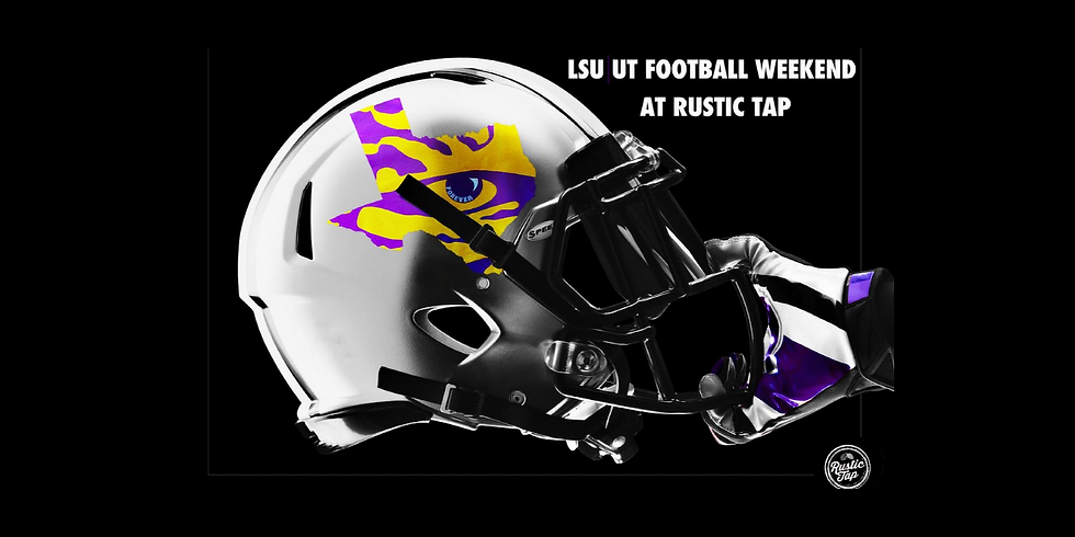 Thursday: Pre-Game #1 at Rustic Tap