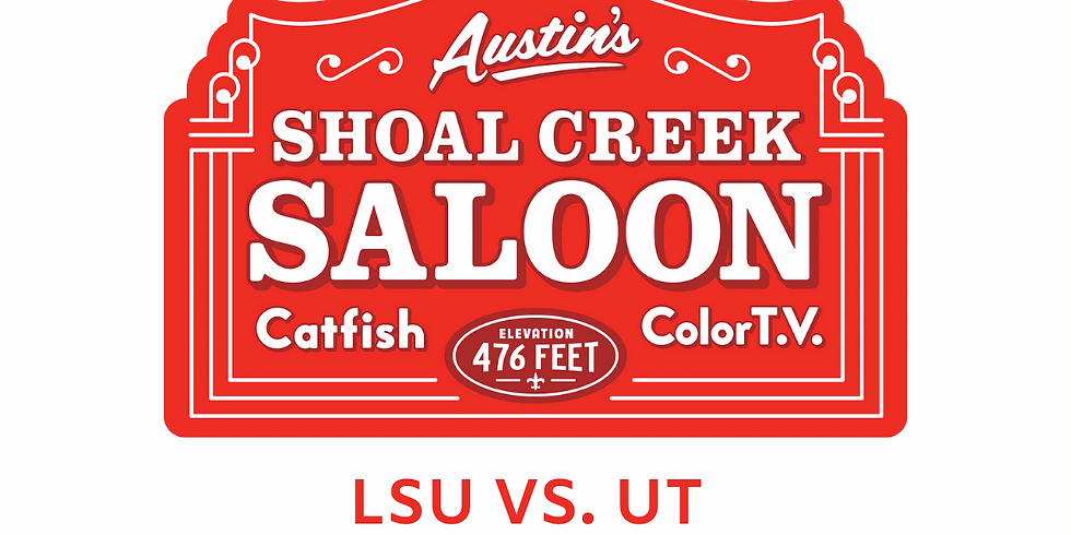 Shoal Creek Saloon Weekend Events and Watch Party