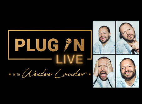 PlugInLIVE hosted by Weslee Lauder