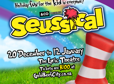 SEUSSICAL - holiday fun for the kid in all of us!