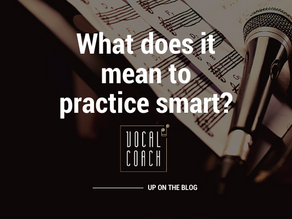 WHAT DOES IT MEAN TO PRACTISE SMART?