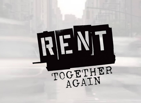 RENT cast & creative team reunite in RENT - TOGETHER AGAIN
