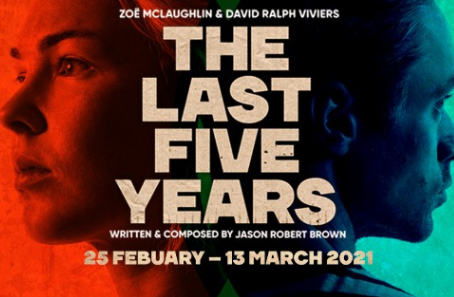 Award-Winning Musical, The Last Five Years, Returns To The Baxter