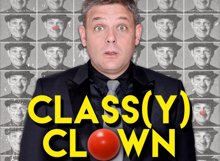 Alan Committie returns to Jozi as a Class(y) Clown