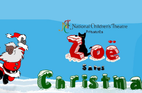 NCT presents Zoë saves Christmas
