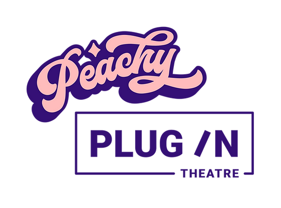 Plug In Peach Logo
