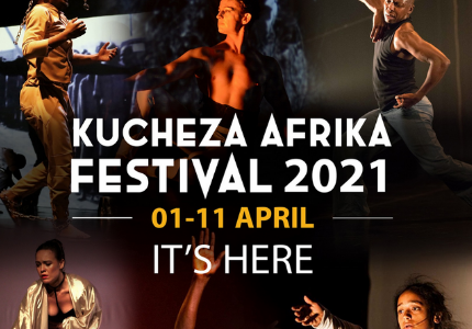 New partnership sees the South African State Theatre's Kucheza Afrika Festival in three cities!