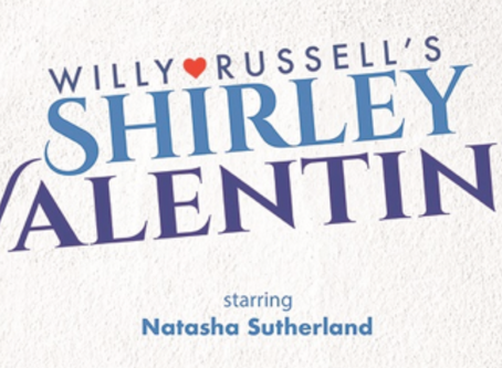 VR Theatrical presents Willy Russell's SHIRLEY VALENTINE