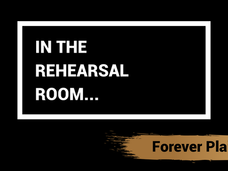 In The Rehearsal Room - Forever Plaid