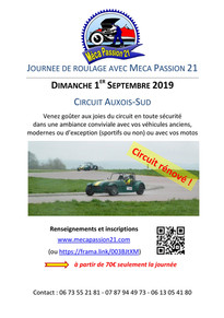 2019-09-01 affiche roulage Pouilly v2.jp