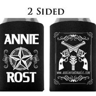 Annie Rost Music Koozie