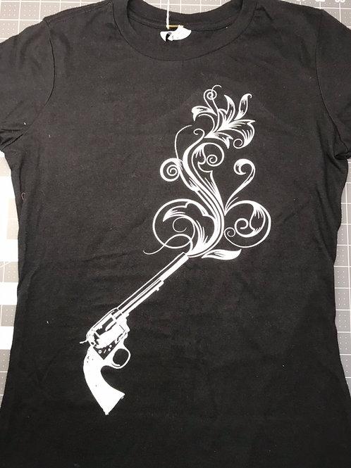 Annie Rost Black Shirt