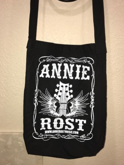 Annie Rost Music Sling Tote