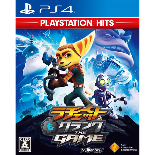 PS4 RATCHET & CLANK (HITS)