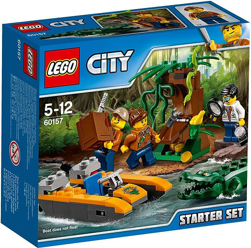 LEGO 60157 CITY - Jungle Starter