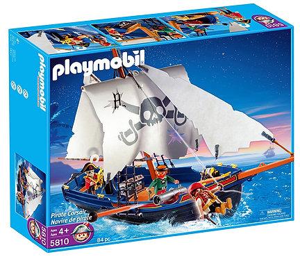 PLAYMOBIL 5810 PIRATES - Pirate Ship