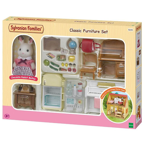 SYLVANIAN FAMILIES: CLASSIC FURNITURE SET (5220)