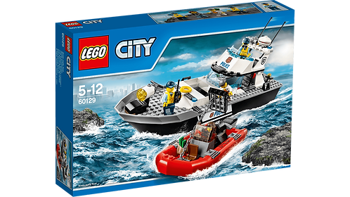 LEGO 60129 CITY - Police Patrol Boat