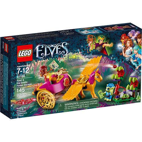 LEGO 41186 ELVES - Azari & the Goblin Forest Escape