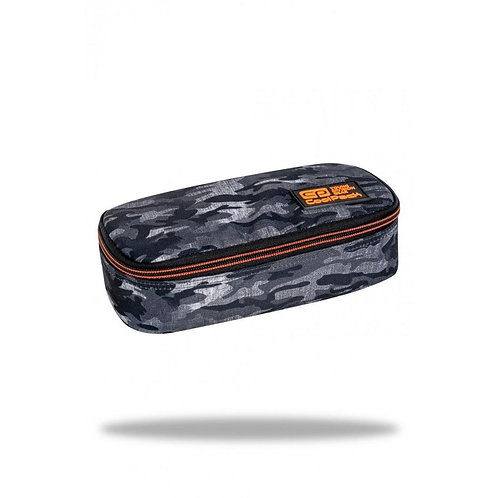COOLPACK - CAMPUS - PENCIL CASE - MILITARY GREY