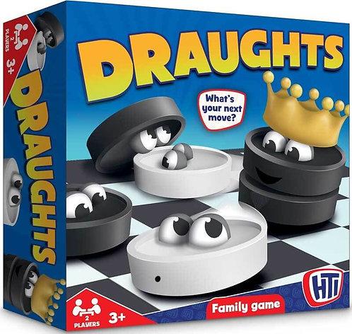 DRAUGHTS (ENGLISH)