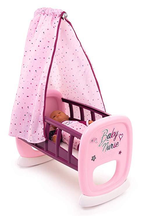 SMOBY - BABY NURSE CRADLE (7/220338)