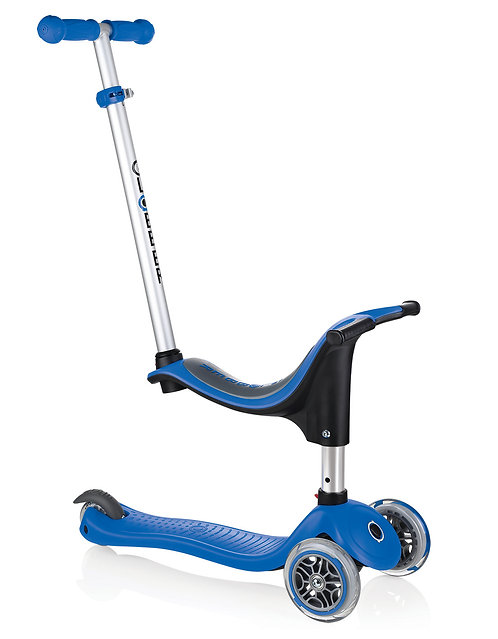 GLOBBER SCOOTER EVO 4 IN 1 - NAVY BLUE