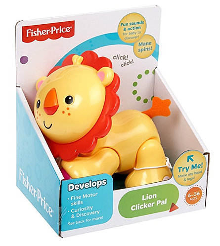 Fisher-Price Animals Clicker Pal