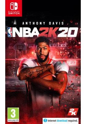NS NBA 2K20