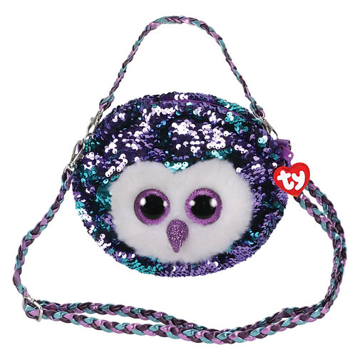 TY MOONLIGHT SEQUIN PURSE
