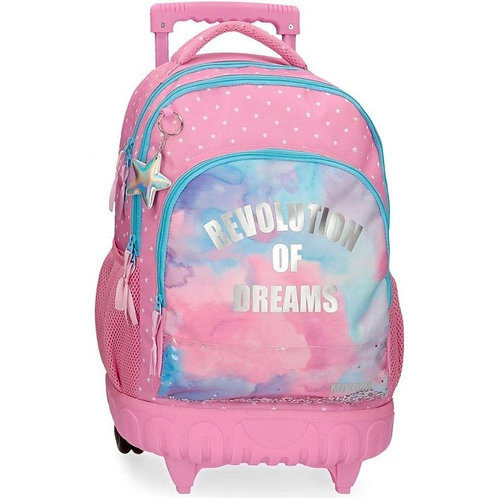 MOVOM REVOLUTION OF DREAMS TROLLEY BACKPACK (3022921)